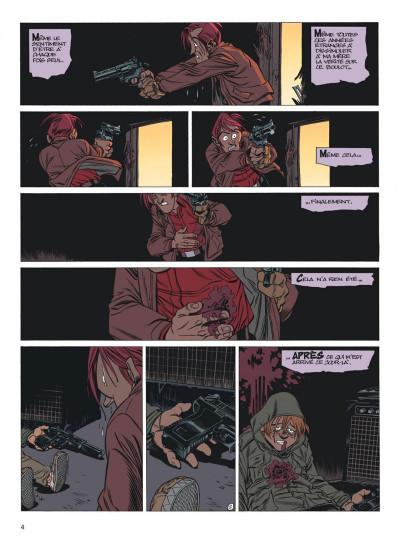 Page 4 Soda tome 12 - code apocalypse - édition 2014