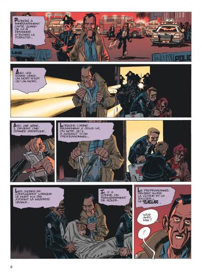 Page 6 Soda tome 12 - code apocalypse - édition 2014
