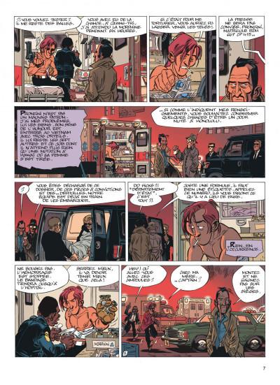 Page 7 Soda tome 12 - code apocalypse - édition 2014