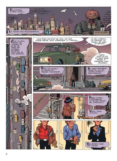 Page 8 Soda tome 12 - code apocalypse - édition 2014