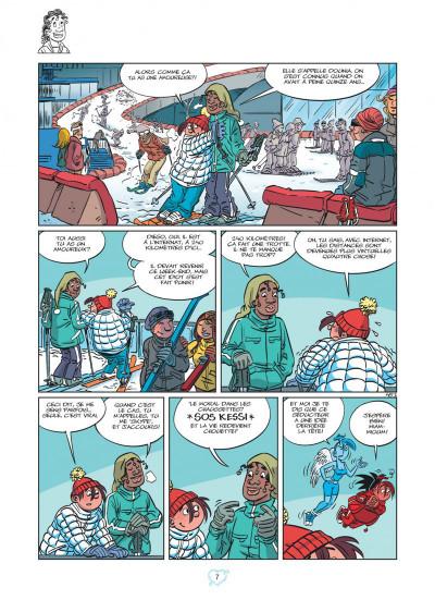 Page 7 Tamara tome 13 - entre les deux, mon coeur balance