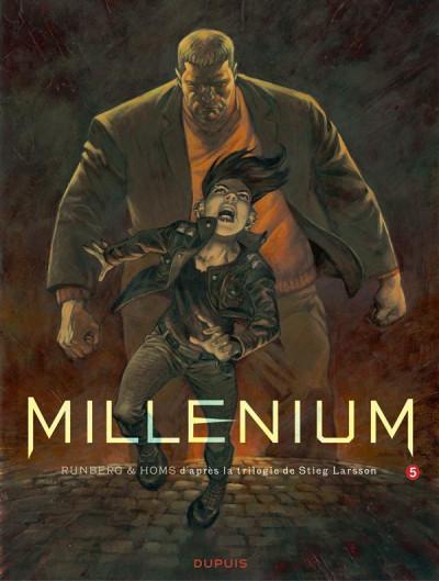 image de Millenium tome 5