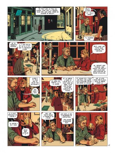 Page 6 Maggy Garrisson tome 2 - l'homme qui est entré dans mon lit
