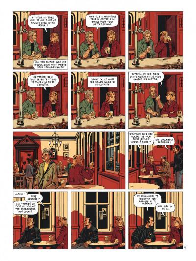 Page 7 Maggy Garrisson tome 2 - l'homme qui est entré dans mon lit