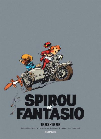 Page 3 Spirou et Fantasio intégrale tome 16
