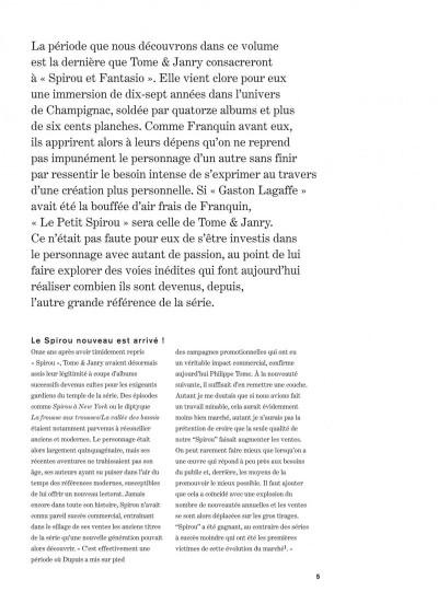 Page 5 Spirou et Fantasio intégrale tome 16