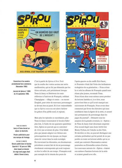 Page 6 Spirou et Fantasio intégrale tome 16