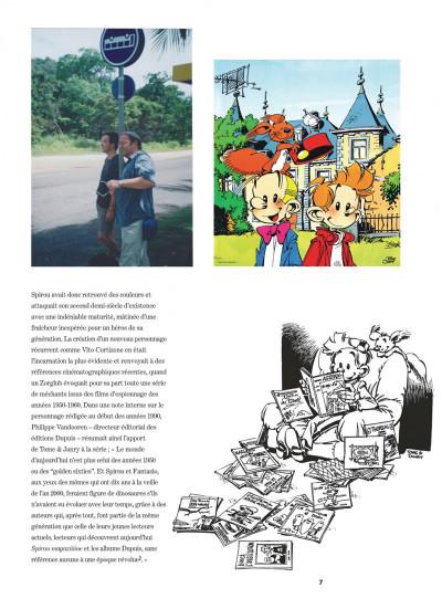 Page 7 Spirou et Fantasio intégrale tome 16