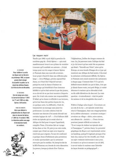 Page 8 Spirou et Fantasio intégrale tome 16