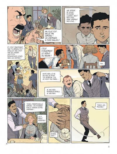 Page 5 Un maillot pour l'Algérie