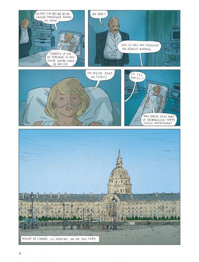 Page 6 La grande odalisque tome 2