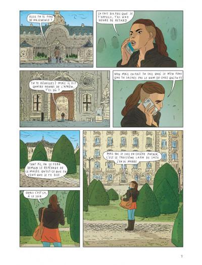 Page 7 La grande odalisque tome 2