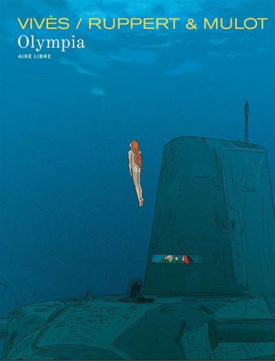 image de La grande odalisque tome 2 - Olympia (édition spéciale)