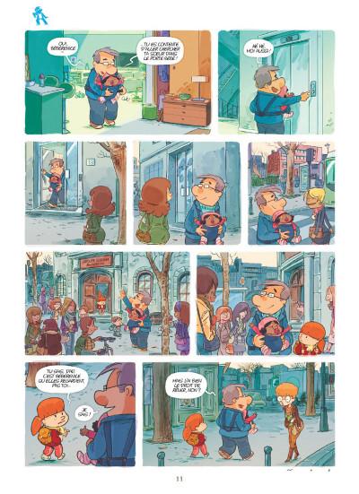 Page 0 Dad tome 1 - filles à papa