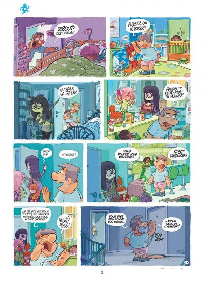 Page 3 Dad tome 1 - filles à papa