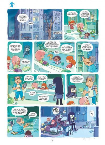 Page 9 Dad tome 1 - filles à papa