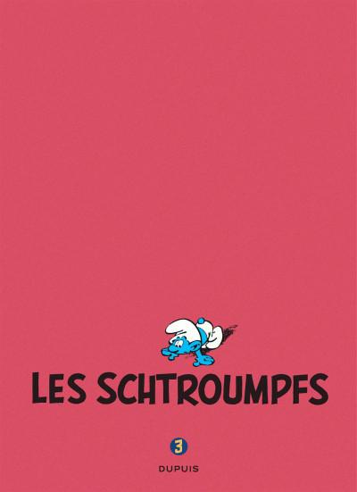 Page 3 Les schtroumpfs - intégrale tome 3