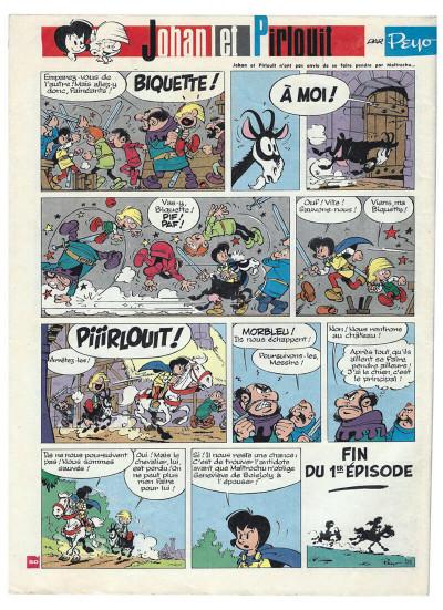 Page 4 Les schtroumpfs - intégrale tome 3
