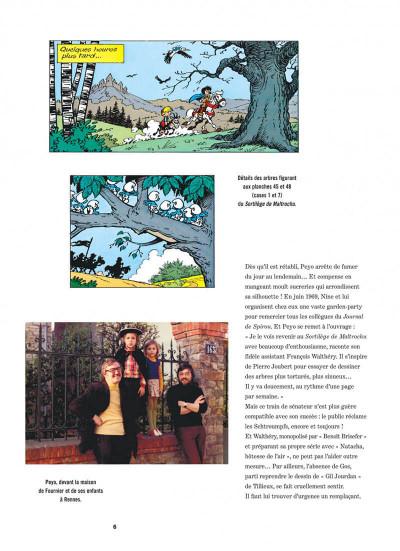 Page 6 Les schtroumpfs - intégrale tome 3