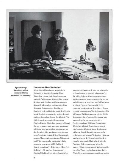 Page 8 Les schtroumpfs - intégrale tome 3