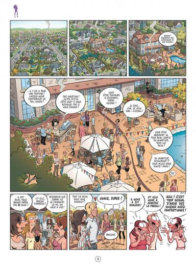 Page 3 Les nombrils tome 7