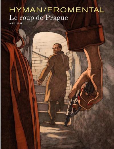 Couverture Le coup de Prague - édition spéciale
