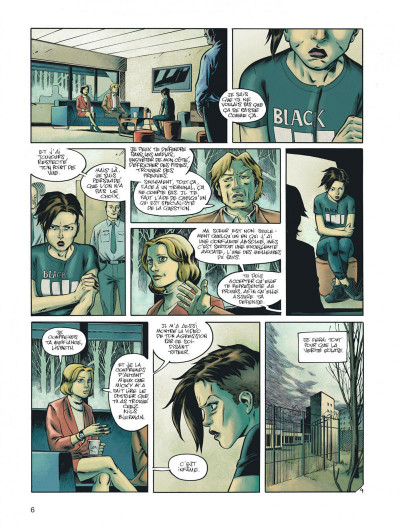 Page 6 Millenium tome 6