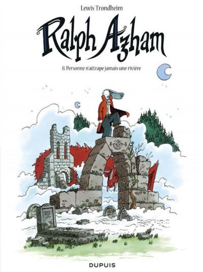 Couverture Ralph Azham tome 8