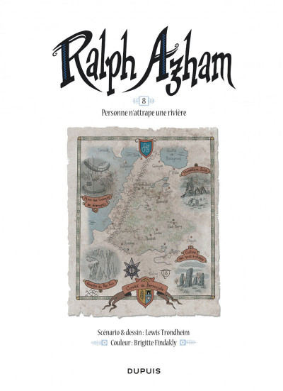 Page 1 Ralph Azham tome 8