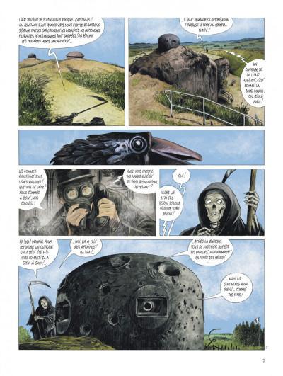 Page 7 Les chemins de compostelle tome 2