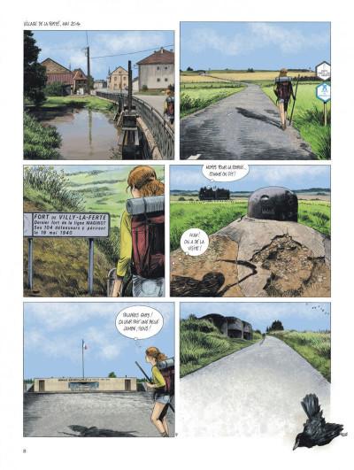 Page 8 Les chemins de compostelle tome 2