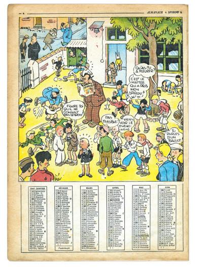 Page 2 La véritable histoire de Spirou tome 2