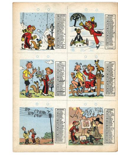 Page 6 La véritable histoire de Spirou tome 2