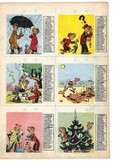 Page 7 La véritable histoire de Spirou tome 2