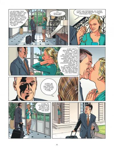 Page 4 Michel Vaillant - nouvelle saison tome 4