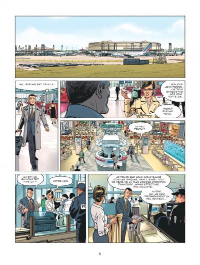 Page 5 Michel Vaillant - nouvelle saison tome 4