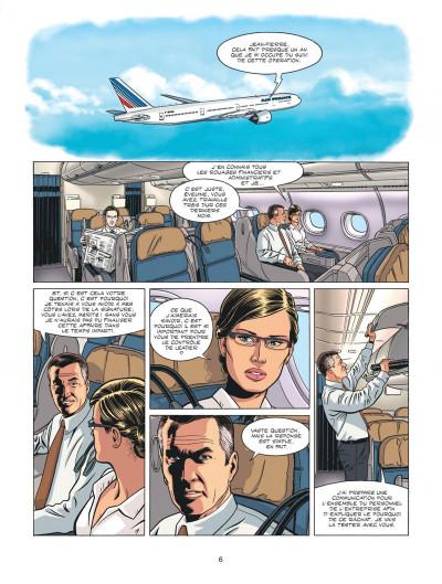 Page 6 Michel Vaillant - nouvelle saison tome 4