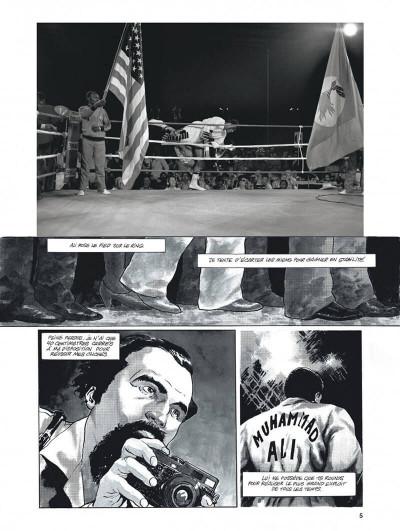 Page 5 Magnum photos tome 4 - Mohamed Ali, Kinshasa 1974