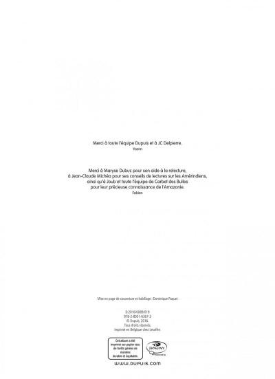 Page 2 Spirou et Fantasio tome 55 - La colère du Marsupilami + ex-libris offert