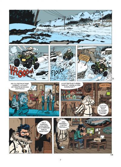 Page 7 Spirou et Fantasio tome 55 - La colère du Marsupilami + ex-libris offert