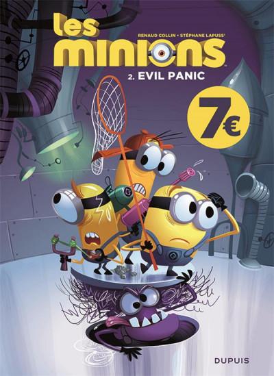 image de Les Minions tome 2 - Evil Panic