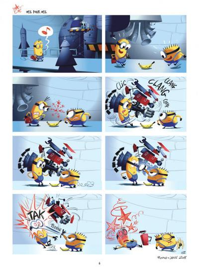 Page 6 Les Minions tome 2