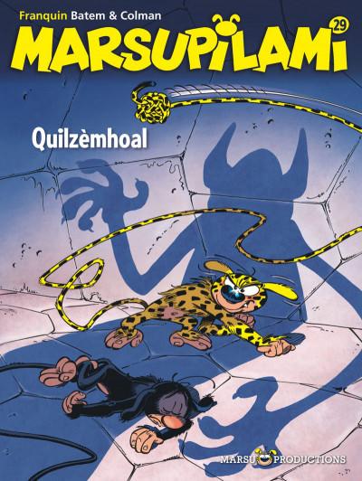 image de Marsupilami tome 29 - Quilzemhoal