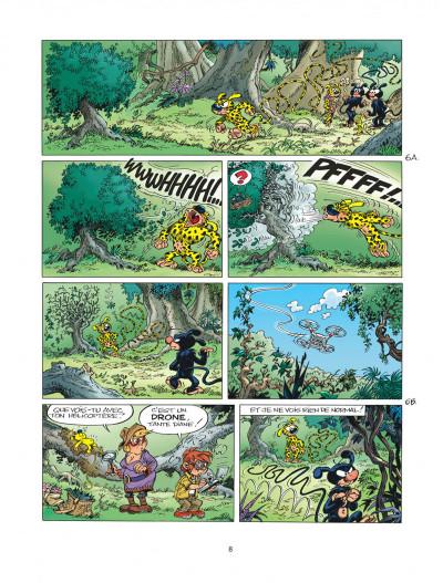 Page 8 Marsupilami tome 29