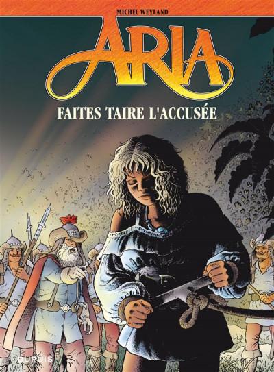 Couverture Aria tome 37