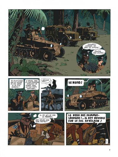 Page 7 Spirou et Fantasio vu par... tome 11 - La femme léopard 2/2