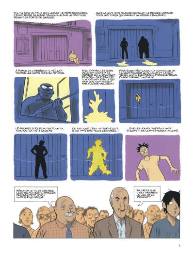 Page 3 Les gens honnêtes tome 4