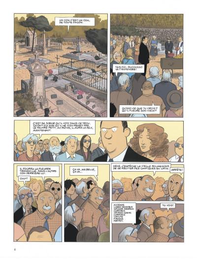 Page 4 Les gens honnêtes tome 4
