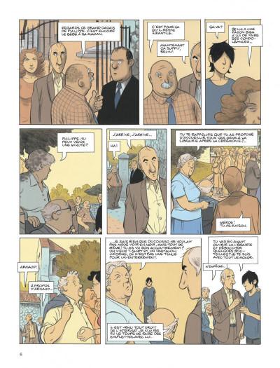 Page 6 Les gens honnêtes tome 4
