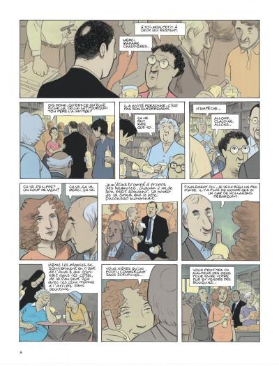 Page 8 Les gens honnêtes tome 4